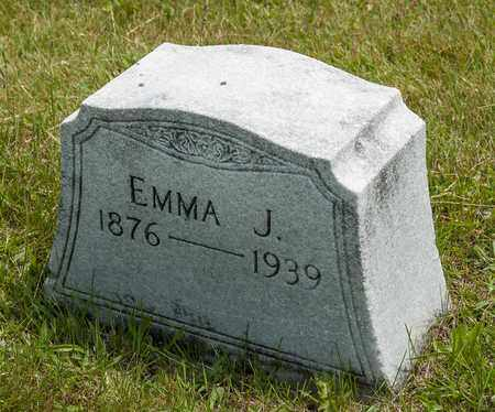 CORE, EMMA J. - Wayne County, Ohio | EMMA J. CORE - Ohio Gravestone Photos