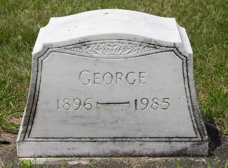 CORE, GEORGE - Wayne County, Ohio   GEORGE CORE - Ohio Gravestone Photos