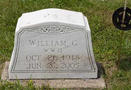 CORE, WILLIAM G. - Wayne County, Ohio   WILLIAM G. CORE - Ohio Gravestone Photos