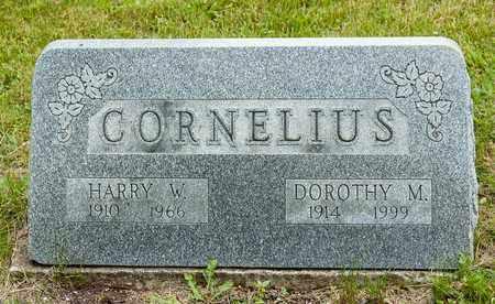 CORNELIUS, HARRY W. - Wayne County, Ohio | HARRY W. CORNELIUS - Ohio Gravestone Photos