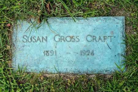 CRAFT, SUSAN - Wayne County, Ohio | SUSAN CRAFT - Ohio Gravestone Photos