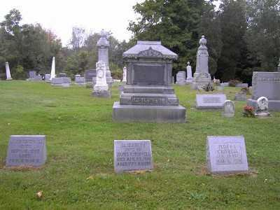 SCOTT CRISWELL, ELIZABETH - OVER VIEW - Wayne County, Ohio | ELIZABETH - OVER VIEW SCOTT CRISWELL - Ohio Gravestone Photos