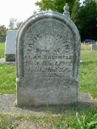 CRISWELL, JAMES ? - Wayne County, Ohio   JAMES ? CRISWELL - Ohio Gravestone Photos