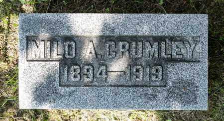 CRUMLEY, MILO A. - Wayne County, Ohio | MILO A. CRUMLEY - Ohio Gravestone Photos