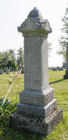 CULBERTSON, SARAH ANN - Wayne County, Ohio | SARAH ANN CULBERTSON - Ohio Gravestone Photos