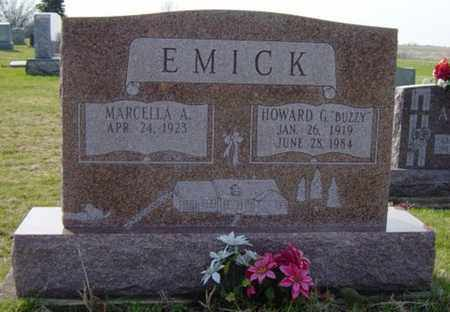 EMICK, HOWARD G. - Wayne County, Ohio | HOWARD G. EMICK - Ohio Gravestone Photos
