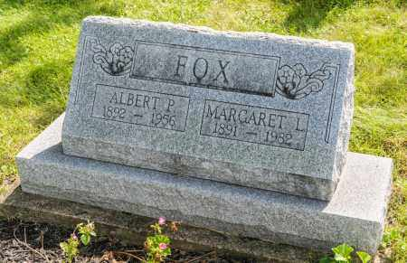 FOX, MARGARET L. - Wayne County, Ohio | MARGARET L. FOX - Ohio Gravestone Photos