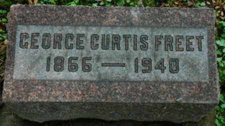FREET, GEORGE CURTIS - Wayne County, Ohio   GEORGE CURTIS FREET - Ohio Gravestone Photos