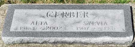 GERBER, SYLVIA - Wayne County, Ohio   SYLVIA GERBER - Ohio Gravestone Photos