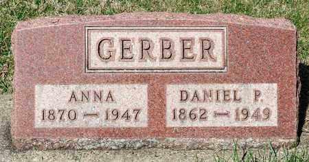 GERBER, ANNA - Wayne County, Ohio | ANNA GERBER - Ohio Gravestone Photos