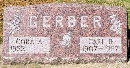 GERBER, CARL R - Wayne County, Ohio | CARL R GERBER - Ohio Gravestone Photos