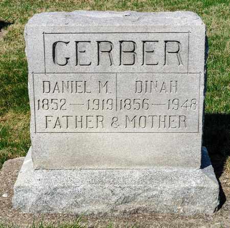 GERBER, DANIEL M - Wayne County, Ohio | DANIEL M GERBER - Ohio Gravestone Photos