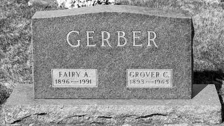 GERBER, FAIRY A - Wayne County, Ohio | FAIRY A GERBER - Ohio Gravestone Photos