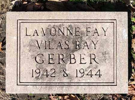 GERBER, LA VONNE FAY - Wayne County, Ohio | LA VONNE FAY GERBER - Ohio Gravestone Photos