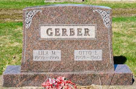 GERBER, OTTO E - Wayne County, Ohio | OTTO E GERBER - Ohio Gravestone Photos