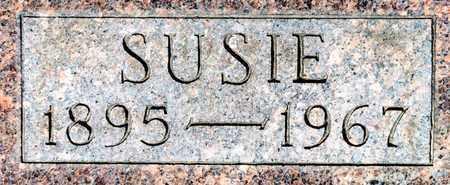 GERBER, SUSIE - Wayne County, Ohio | SUSIE GERBER - Ohio Gravestone Photos