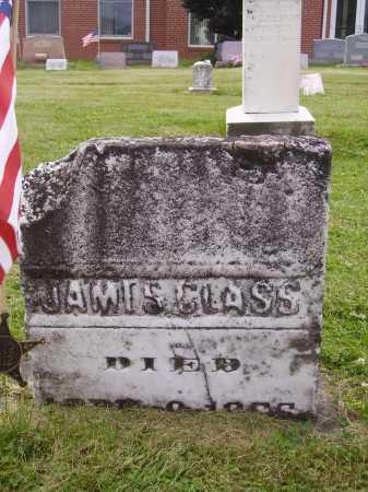 GLASS, JAMES - Wayne County, Ohio | JAMES GLASS - Ohio Gravestone Photos