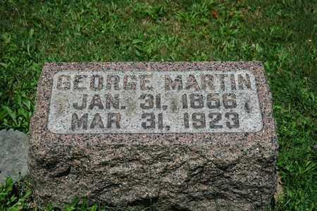 GOCHNAUER, GEORGE MARTIN - Wayne County, Ohio | GEORGE MARTIN GOCHNAUER - Ohio Gravestone Photos