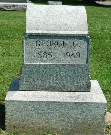 GOCHNAUER, GEORGE G. - Wayne County, Ohio | GEORGE G. GOCHNAUER - Ohio Gravestone Photos