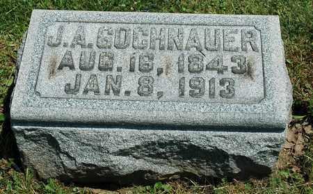 GOCHNAUER, JOHN A. - Wayne County, Ohio | JOHN A. GOCHNAUER - Ohio Gravestone Photos