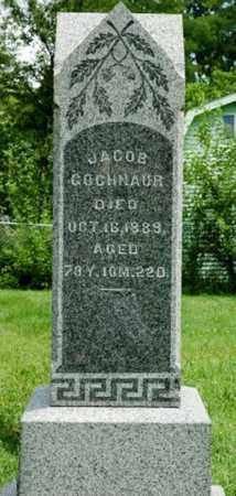 GOCHNAUER, JACOB - Wayne County, Ohio | JACOB GOCHNAUER - Ohio Gravestone Photos