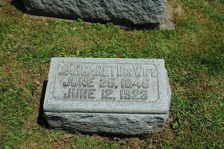 STONER GOCHNAUER, MARGARET - Wayne County, Ohio   MARGARET STONER GOCHNAUER - Ohio Gravestone Photos