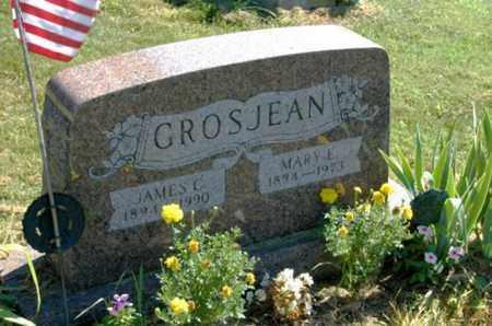 BOWMAN GROSJEAN, MARY E. - Wayne County, Ohio | MARY E. BOWMAN GROSJEAN - Ohio Gravestone Photos