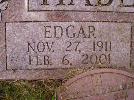 HABERECHT, EDGAR - CLOSE VIEW - Wayne County, Ohio   EDGAR - CLOSE VIEW HABERECHT - Ohio Gravestone Photos