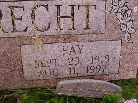 DUNLAP HABERECHT, FAY - Wayne County, Ohio | FAY DUNLAP HABERECHT - Ohio Gravestone Photos