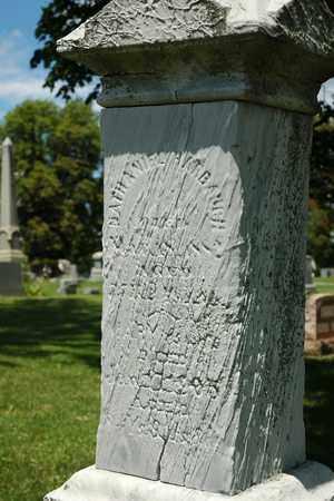 HARBAUGH, NATHANIEL - Wayne County, Ohio | NATHANIEL HARBAUGH - Ohio Gravestone Photos