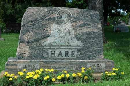 GEISER HARE, LAURA - Wayne County, Ohio | LAURA GEISER HARE - Ohio Gravestone Photos