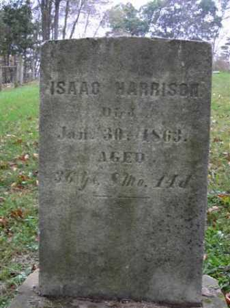 HARRISON, ISAAC - Wayne County, Ohio | ISAAC HARRISON - Ohio Gravestone Photos