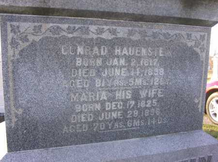 GRABER HAUENSTEIN, MARY /MARIA - Wayne County, Ohio   MARY /MARIA GRABER HAUENSTEIN - Ohio Gravestone Photos