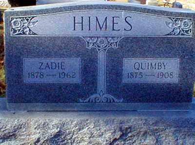 GRIFFITH HIMES, ZADA IRENE - Wayne County, Ohio | ZADA IRENE GRIFFITH HIMES - Ohio Gravestone Photos