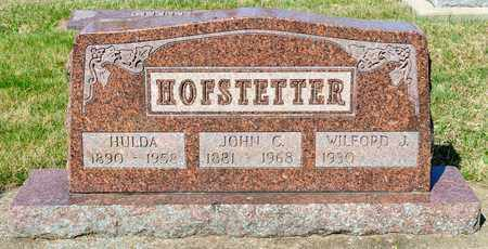 HOFSTETTER, HULDA - Wayne County, Ohio | HULDA HOFSTETTER - Ohio Gravestone Photos