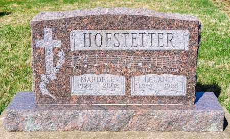 HOFSTETTER, LELAND - Wayne County, Ohio | LELAND HOFSTETTER - Ohio Gravestone Photos