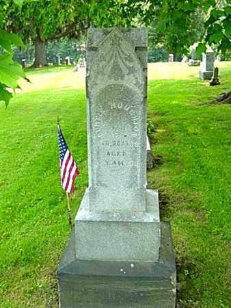 HOUGHTON, CURTIS - Wayne County, Ohio | CURTIS HOUGHTON - Ohio Gravestone Photos