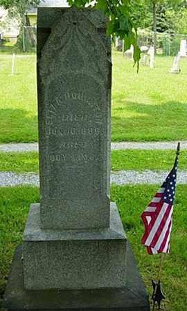 HOUGHTON, ELIZA - Wayne County, Ohio | ELIZA HOUGHTON - Ohio Gravestone Photos