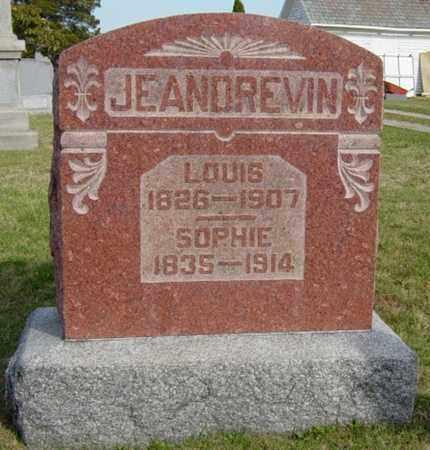 VOIBLET JEANDREVIN, SOPHIE - Wayne County, Ohio | SOPHIE VOIBLET JEANDREVIN - Ohio Gravestone Photos