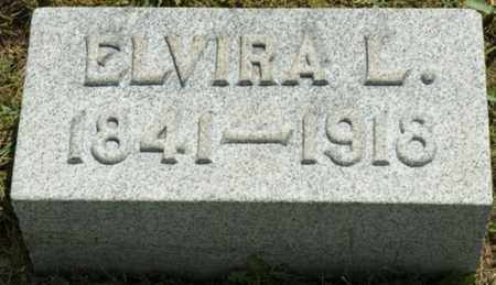 HOUGHTON JOHNSON, ELVIRA LYDIA - Wayne County, Ohio | ELVIRA LYDIA HOUGHTON JOHNSON - Ohio Gravestone Photos