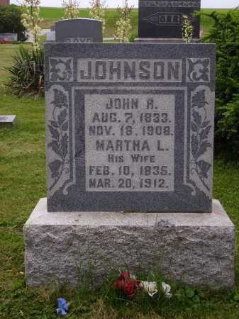 O'HAIL JOHNSON, MARTHA L. - Wayne County, Ohio | MARTHA L. O'HAIL JOHNSON - Ohio Gravestone Photos