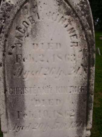 KINTNER, CHRISTEANN - Wayne County, Ohio   CHRISTEANN KINTNER - Ohio Gravestone Photos