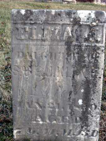 KLINE, ELIZA J - Wayne County, Ohio | ELIZA J KLINE - Ohio Gravestone Photos