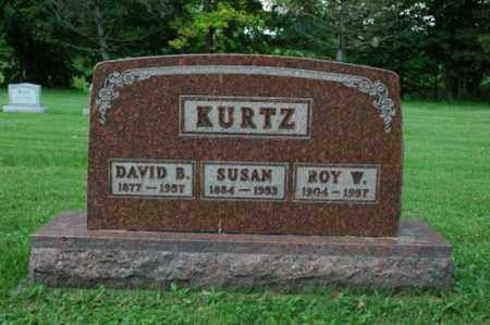 KURTZ, ROY W. - Wayne County, Ohio | ROY W. KURTZ - Ohio Gravestone Photos