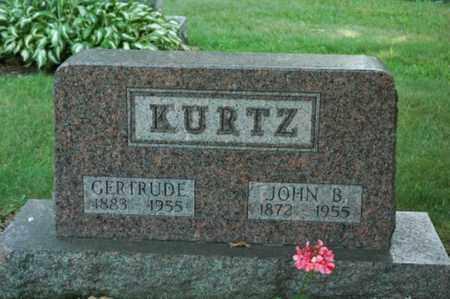 FELIX KURTZ, GERTRUDE - Wayne County, Ohio | GERTRUDE FELIX KURTZ - Ohio Gravestone Photos
