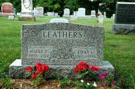 LEATHERS, EMMA ISABELLE - Wayne County, Ohio | EMMA ISABELLE LEATHERS - Ohio Gravestone Photos