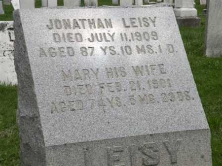 LEISY, MARY - Wayne County, Ohio | MARY LEISY - Ohio Gravestone Photos