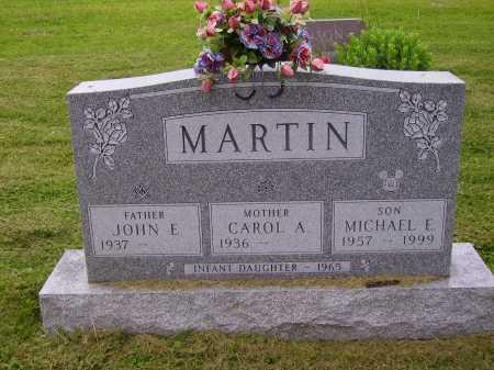 MARTIN, JOHN E. - Wayne County, Ohio | JOHN E. MARTIN - Ohio Gravestone Photos