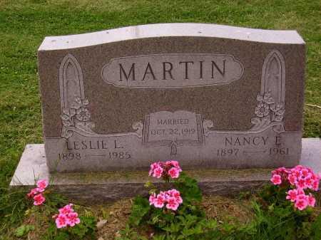 MARTIN, LESLIE L. - Wayne County, Ohio   LESLIE L. MARTIN - Ohio Gravestone Photos