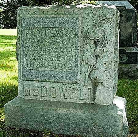 CULLY MCDOWELL, MARGARET JANE - Wayne County, Ohio   MARGARET JANE CULLY MCDOWELL - Ohio Gravestone Photos